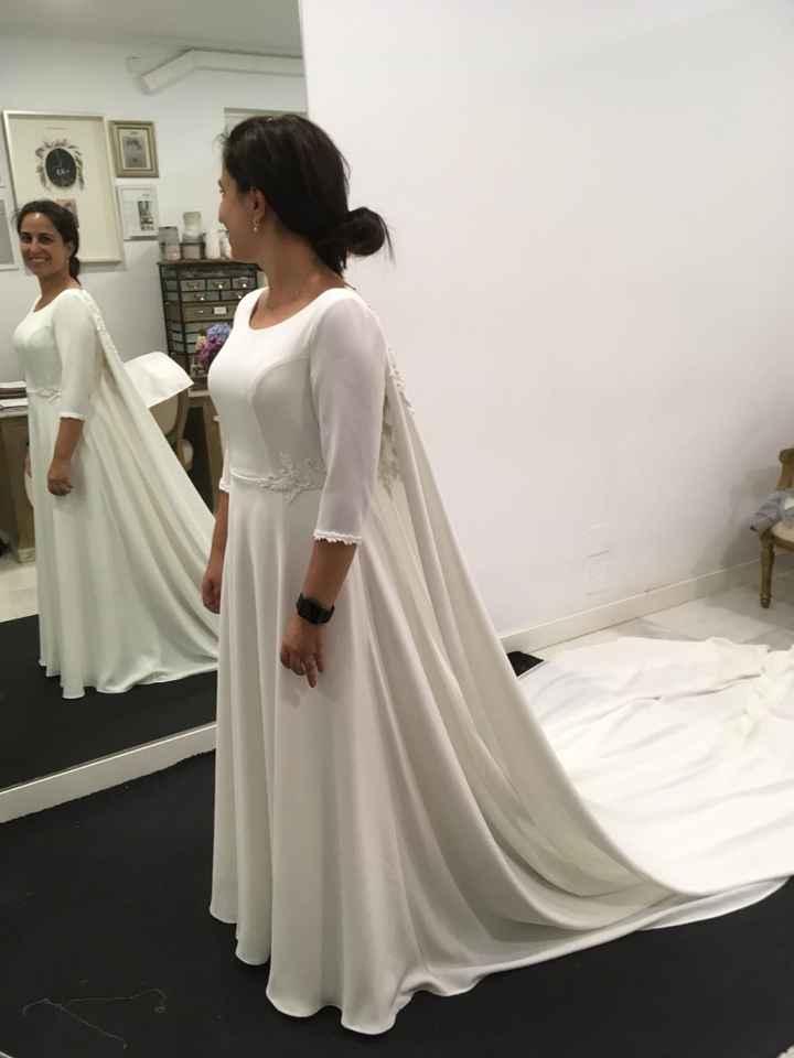 ¡Última prueba de vestido! - 2
