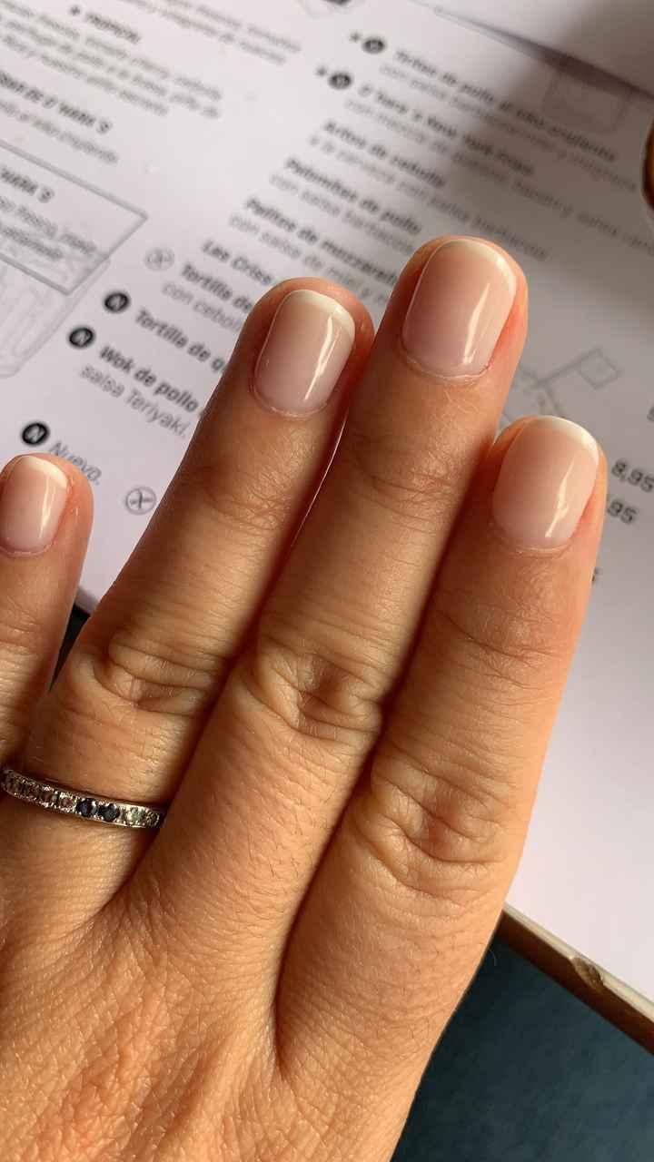 Pintar uñas - 1