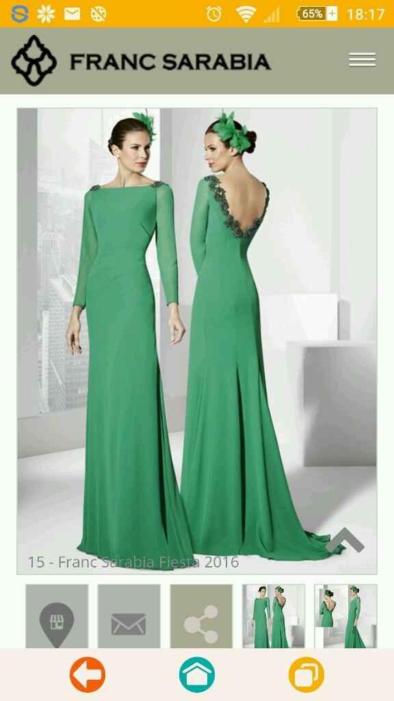 Vestido franc sarabia - 1