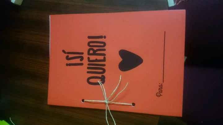 Ya tengo los cuadernitos para mis niños!!! - 1