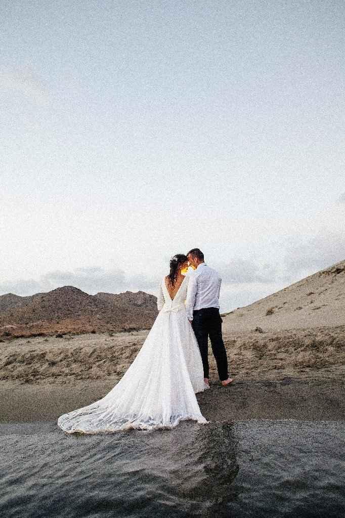 Post boda en Cabo de Gata (almería) - 2