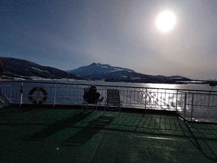 Decidido: Noruega!! - 3