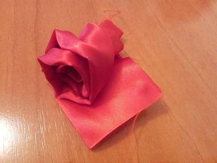 flor  de raso 8