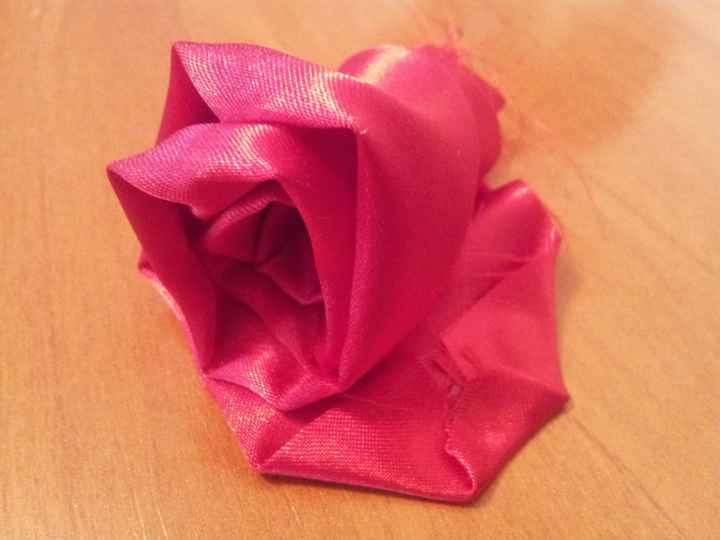 flor  de raso 9