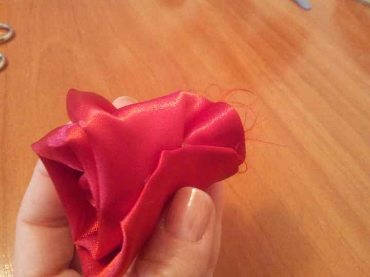 flor  de raso 10