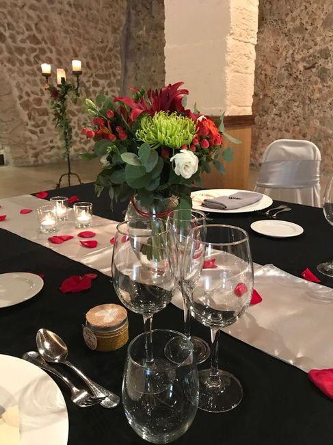 Velas para decorar las mesas del banquete: ¿Sí o no? 😊 5