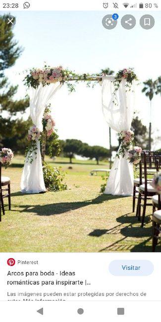 Decoración boda civil 10