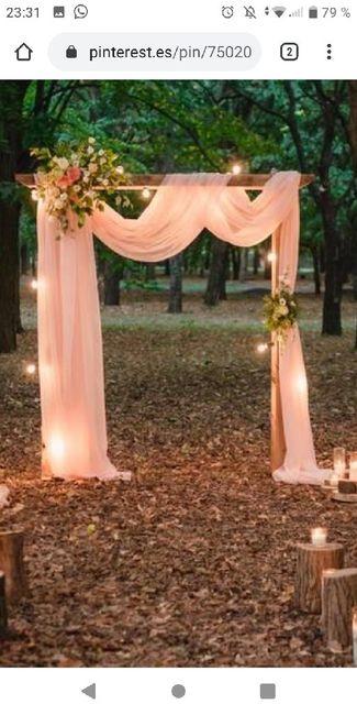 Decoración boda civil 11