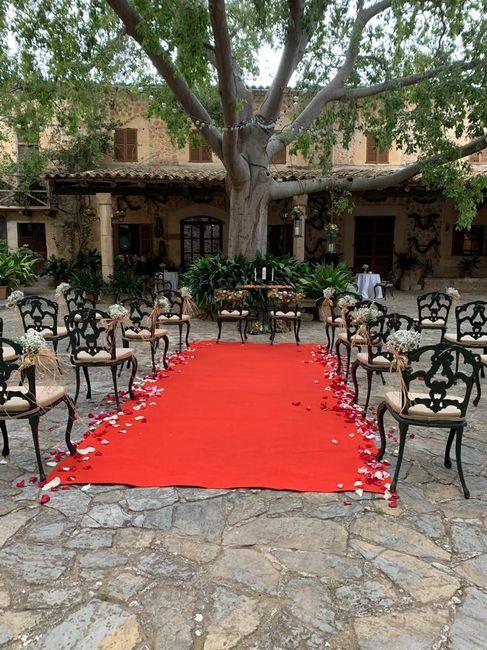 Decoración boda civil 8