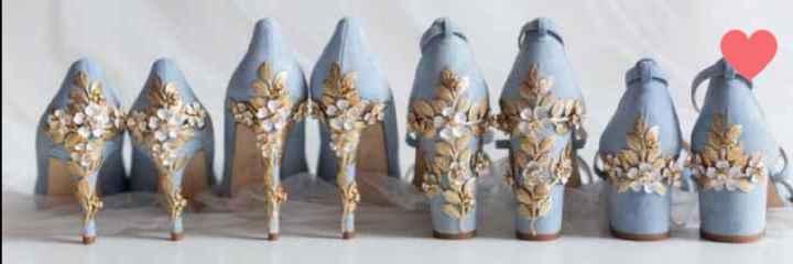 Zapatos azules Jimmy Choo - 1