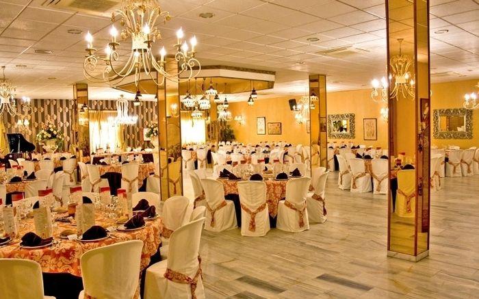 Sal n de celebraciones fotos for Acuario salon de celebraciones
