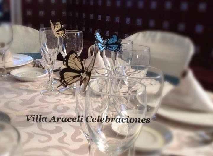 Mariposas Villa Araceli