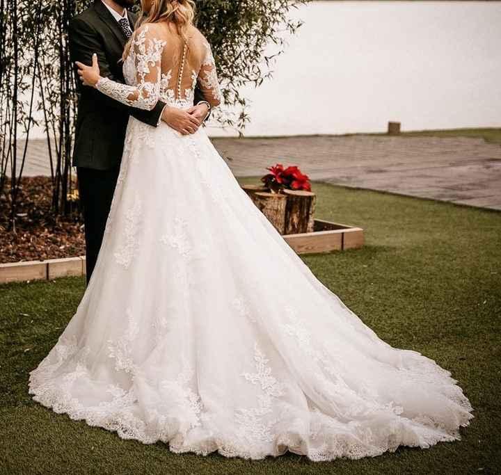 Novios y casados de cuarentena: Enseña tu vestido/traje, o enseña algún detalle. - 1
