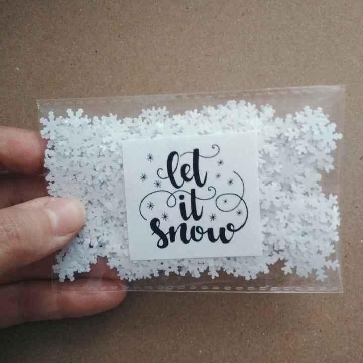 ¿Qué confetti queréis para vuestra boda? - 1