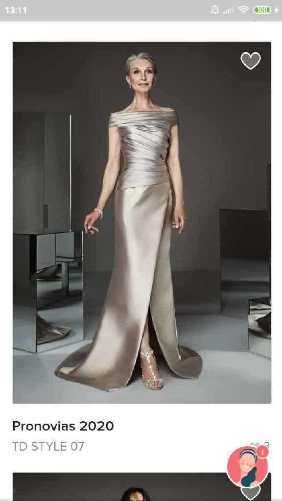 El vestido de tu madrina... ¿cómo será? 😎 - 1