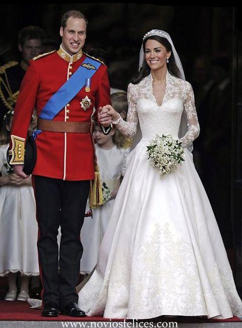 su vestido de novia fue - bodas famosas - foro bodas