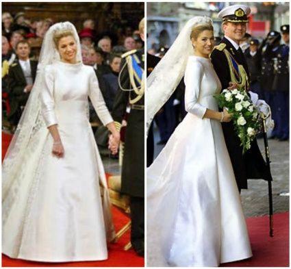 Su vestido de novia fue... - Bodas Famosas - Foro Bodas.net
