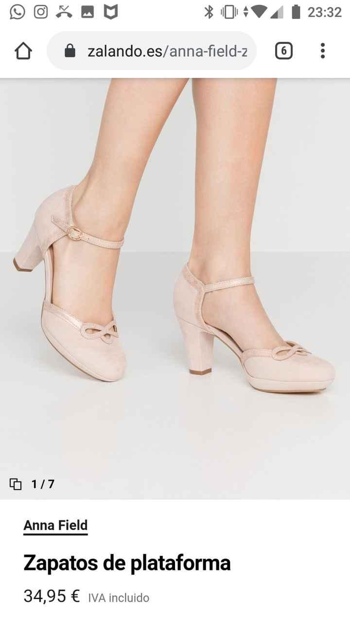 ¿Zapatos con plataforma o sin? 👠 2