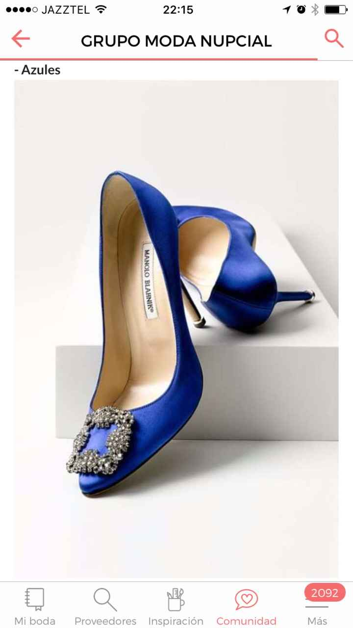 Escribe SÓLO la talla de tus zapatos - 1