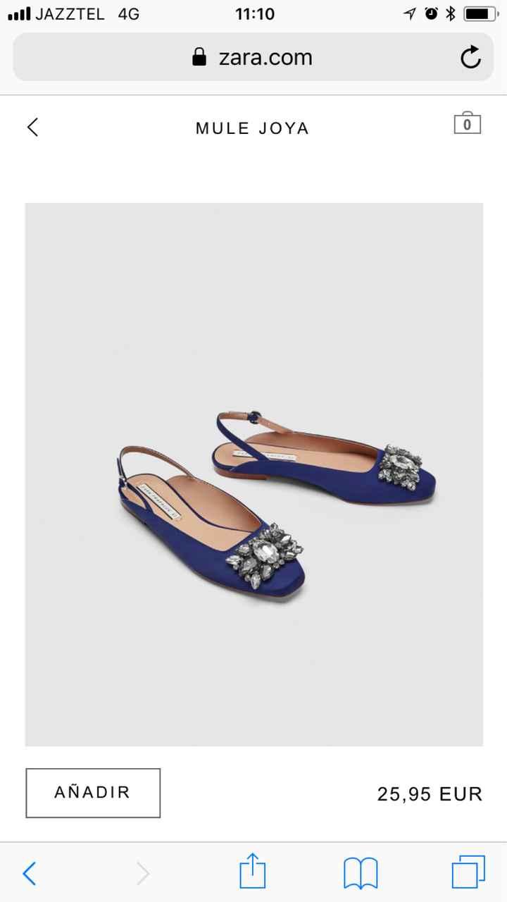 Zapatos de cambio - 2