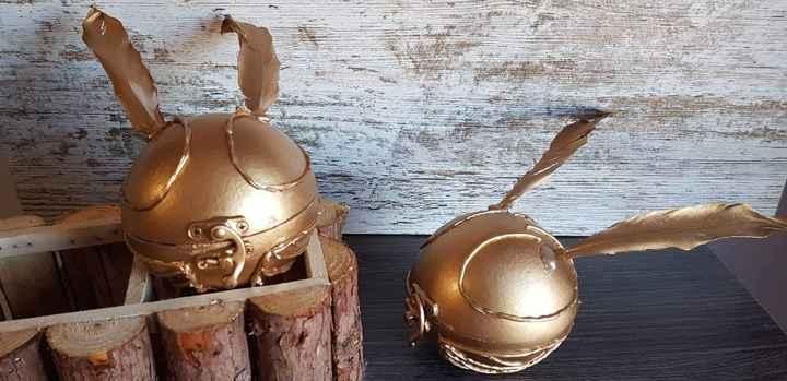 Portalianzas snitch dorada - 2