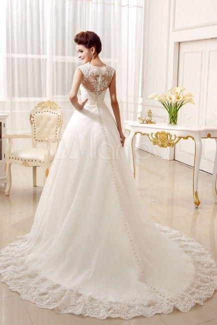 vestido de novia de milanoo - moda nupcial - foro bodas