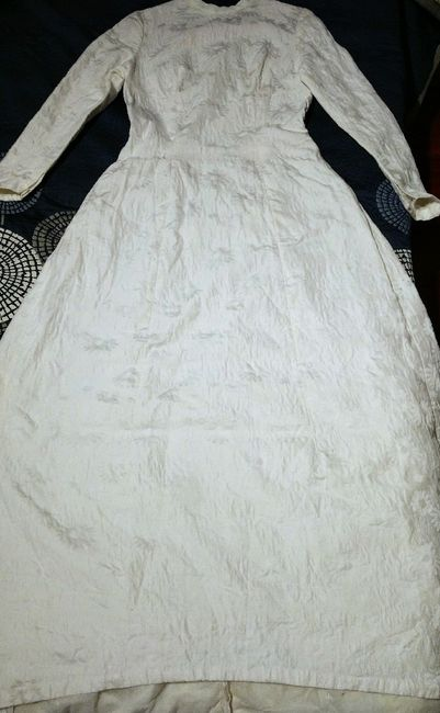 reutilizar vestido de novia de mi madre - moda nupcial - foro bodas