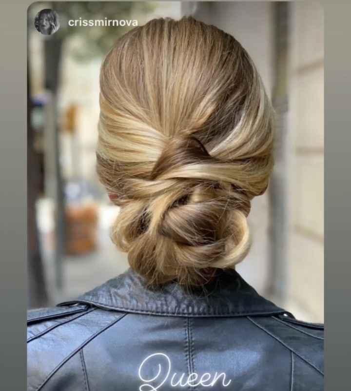 Peinado y maquillaje - 1