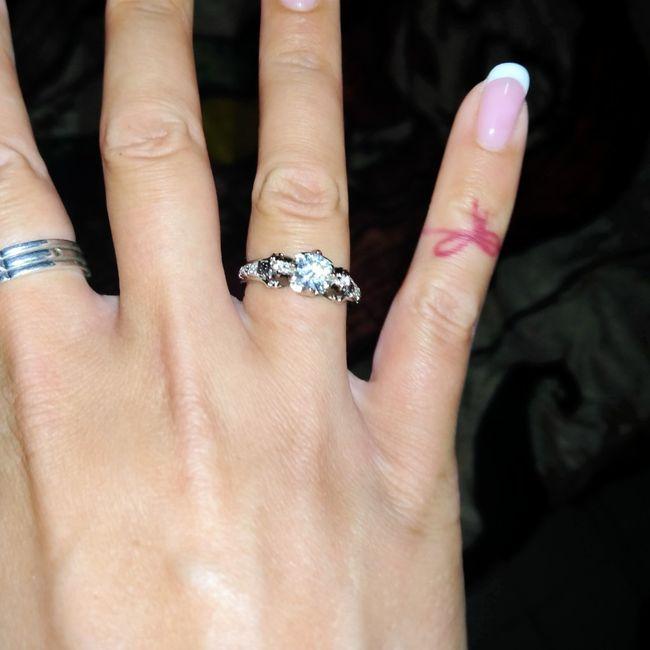 Pongamos todas nuestro anillo de compromiso 13