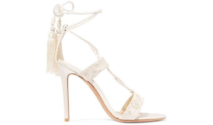 tendencias zapatos de novia 2018 - moda nupcial - foro bodas