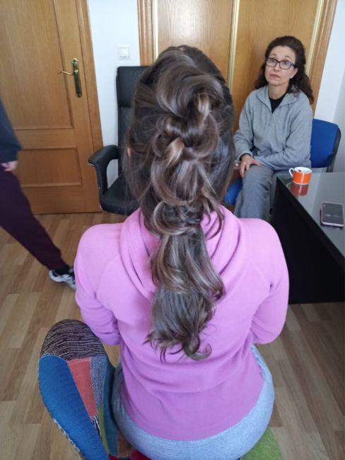 Prueba peinado 3