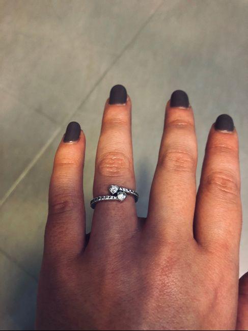 Mi anillo de compromiso 1