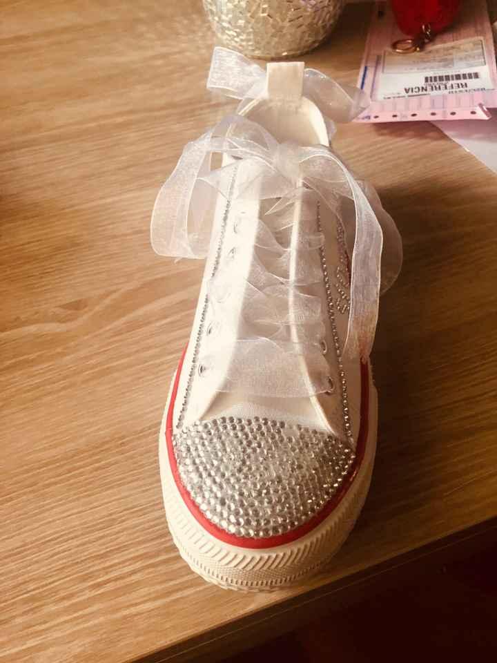 Segundo par de zapatos para el baile: ¡Sí, quiero! 😏 - 1