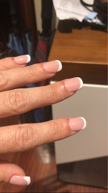 Mis uñas porcelana - 1