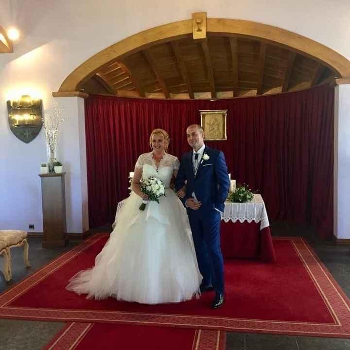 Novios que nos casamos el 25 de Mayo de 2019 en Asturias - 1