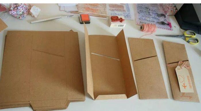 Ayuda con el gramaje del papel kraft manualidades foro - Manualidades con papel craft ...