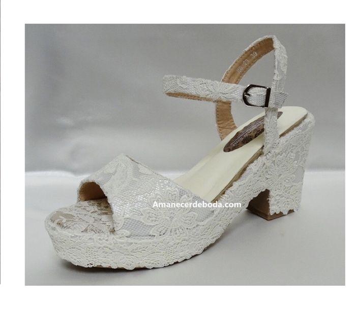 Zapatos Amanecer de boda 2