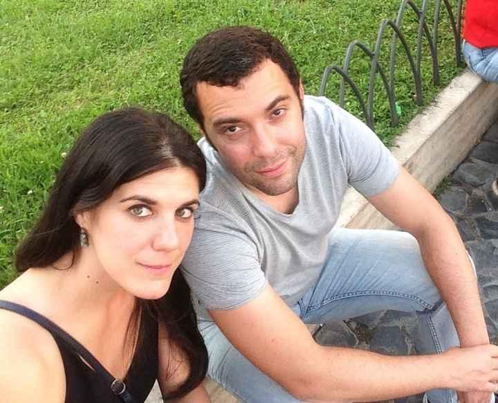 ¡Comparte vuestra foto de pareja favorita! 😍 25