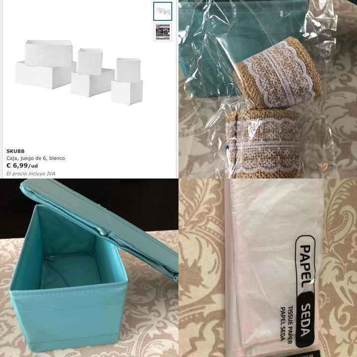 Cajitas hechas en 🏠de ikea - 1
