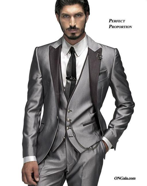 Elegir el traje del novio - Moda nupcial - Foro Bodas.net 1555ddea659