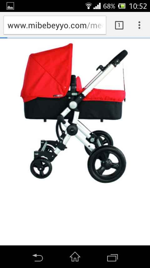 Carrito baby ace 042 - 1