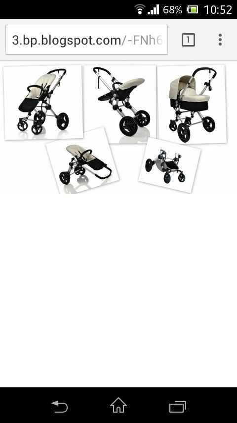 Carrito baby ace 042 - 2