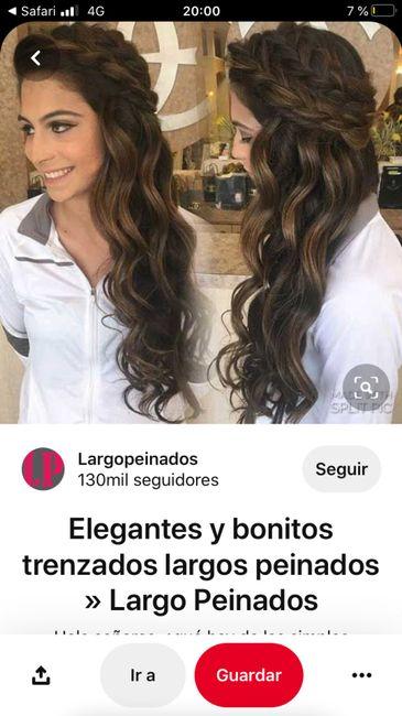 Empieza mi dilema con el peinado 3