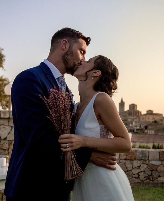 9 días felizmente casados ❣️ 1