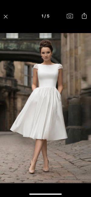 Vestido corto! - 1