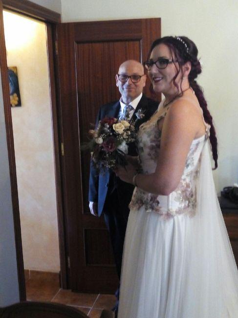 Nuestra boda fue un festival! - 5