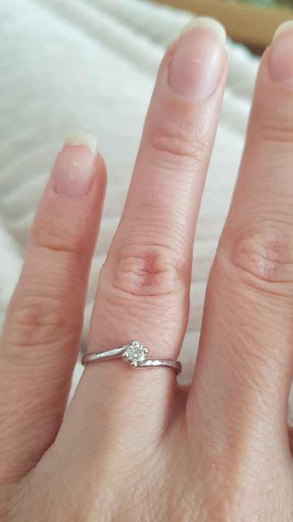 ¿Cómo es tu anillo de pedida? 💍 - 1