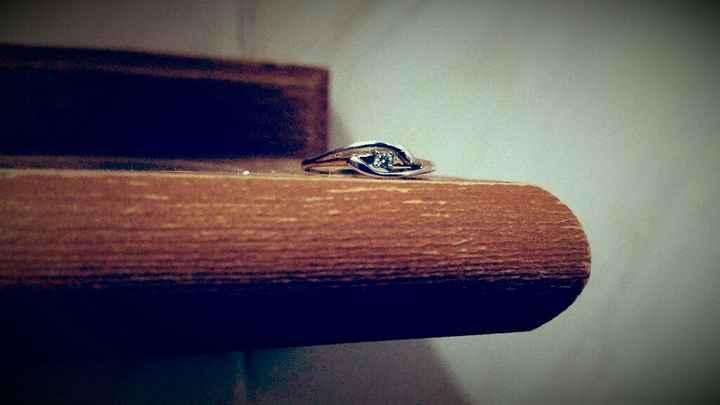 """Mi """"si quiero casarme contigo!!"""" - 1"""