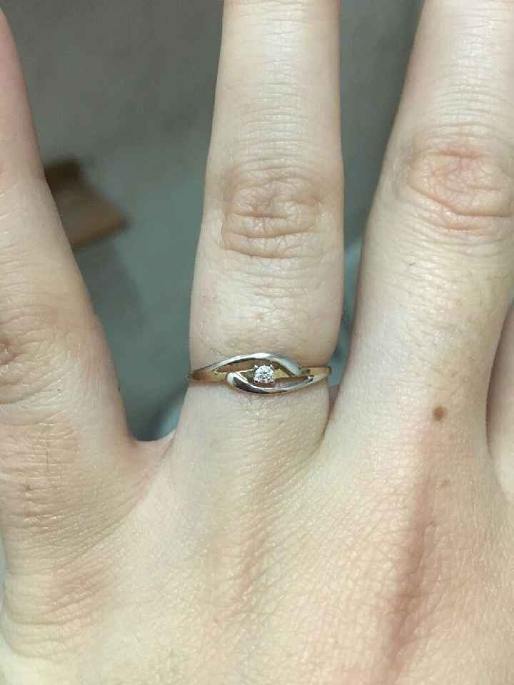 """Mi """"si quiero casarme contigo!!"""" - 2"""