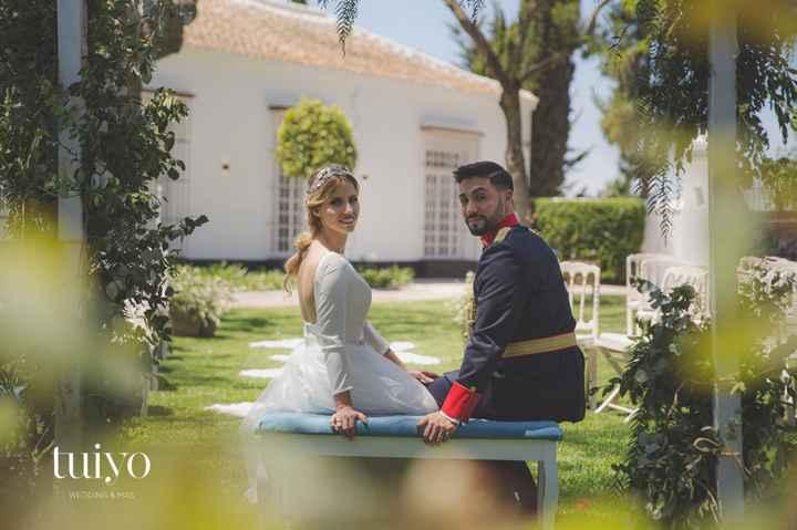 Por fin casados 🥰 - 1